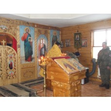 1 февраля 2017. Молитва за Патриарха.