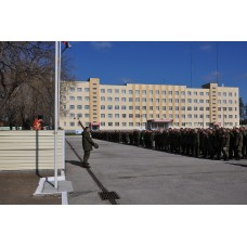 17 апреля 2017. Пасхальные мероприятия в воинской части.