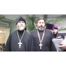 27 января 2017. Руководитель отдела Выксунской епархии принял участие в работе Московских образовательных чтений.