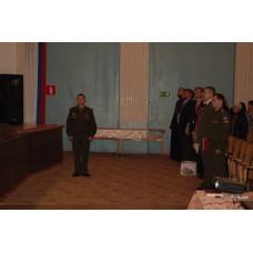 20 ноября 2016. В поселке Юганец отметили День ракетных войск и артиллерии.