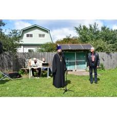 2 августа 2019. В Золино открыли памятную доску.