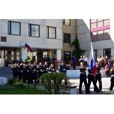 2 сентября 2019. День образования кадетской школы.