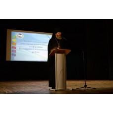 2 сентября 2021. В Ильиногорске прошла конференция «Муниципальная система воспитания: приоритеты, возможности, управление изменениями».
