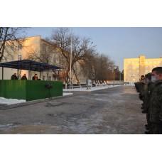 2 декабря 2020. 1 декабря в Вооружённых Силах начался новый зимний период обучения.