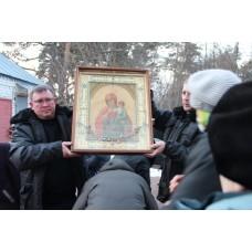3 декабря 2020. Икона Божией Матери Отрада и Утешение.