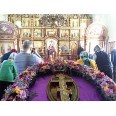 4 апреля 2019. Соборное Богослужение в Володарске.