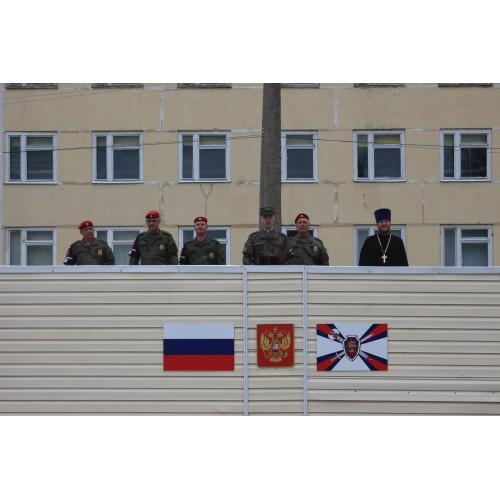 4 июня 2018. В войсках начался новый учебный период обучения.
