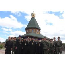 4 июня 2021. День небесного покровителя Военной полиции.