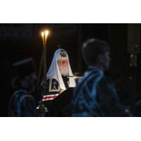 6 апреля 2020. Патриаршее послание Преосвященным архипастырям, священнослужителям, монашествующим и мирянам епархий на территории России.