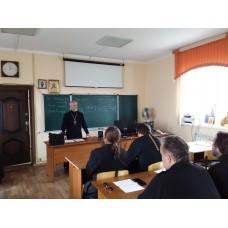 6 июня 2021. Володарск. Собрание духовенства.