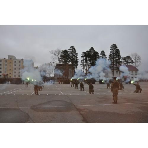 6 ноября 2018. День военной разведки.