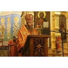 9 мая 2017. Поздравление епископа Варнавы с Днем Победы.