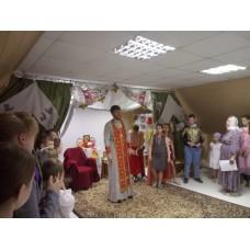 12 мая 2019. Смолино Пасхальный праздник в ВШ.