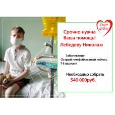 7 декабря 2019. Николай, живи!