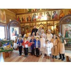 8 января 2020. Ильиногорск. Рождество Христово.