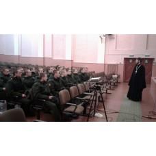 10 января 2020. Рождественские мероприятия среди военнослужащих.