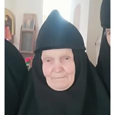 8 июня 2020. Отошла ко Господу инокиня Ольга (Шлячкова).