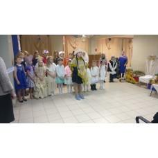 9 января 2019. Смолино. Рождественская елка в Воскресной школе.