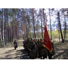 11 мая 2018. Новосмолинский. День Победы.