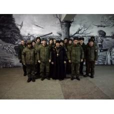 10 декабря 2019. Центральный. Встреча с военнослужащими.