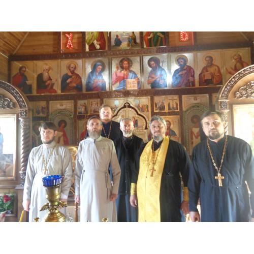 11 июня 2018. Совещание священнослужителей благочиния.
