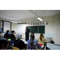 11 декабря 2018. Новосмолинский. Урок в школе.
