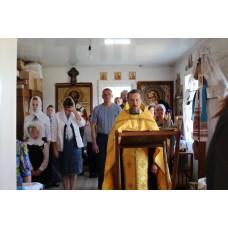 12 сентября 2018. Центральный. Молебен перед началом учебы.