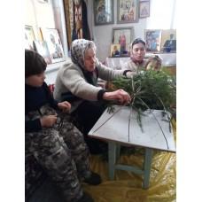 15 января 2019. Центральный. Рождественский молебен.