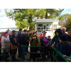15 мая 2017. Паломничество в Дивеево.
