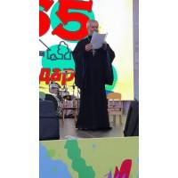 15 июня 2021. Володарск торжественно отпраздновал свое 65-летие.