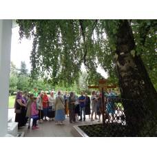 15 августа 2017. Паломничество в Дивеево.