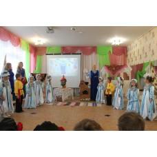 15 октября 2019. Ильиногорск. Праздник в детском саду.