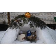 16 января 2019. Центральный Рождественские праздники.