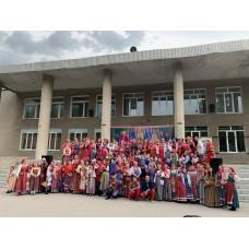 16 мая 2021. Ильиногорск. ДК. Этнографический праздник.
