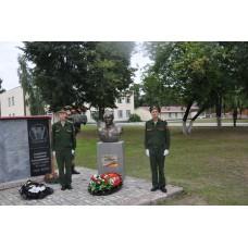 16 августа 2019. Митинг памяти героя России.