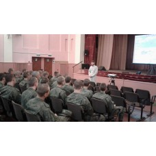 17 августа 2020. Смолино. Встреча с военнослужащими.