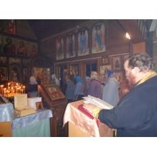 16 октября 2018. Частица пояса Пресвятой Богородицы в Благовещенском благочинии.