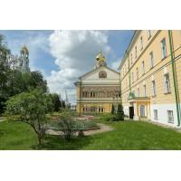 17 ноября 2020. Московская духовная академия приглашает православных христиан на обучение.