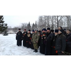 17 декабря 2018. Сборы военных священников.