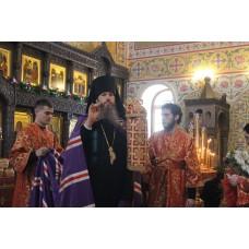 18 апреля 2017. Выксунской епархии – 5 лет.