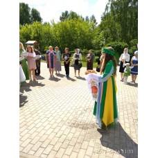 18 июня 2019. Ильиногорск. Праздник Святой Троицы.