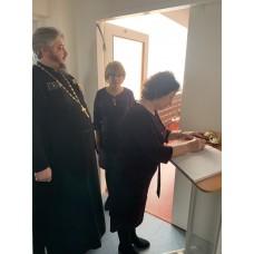 22 февраля 2020. Новосмолинский. Открытие школьного музея.