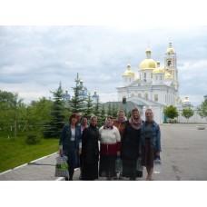 20 июня 2018. Паломничество в Оранский монастырь.