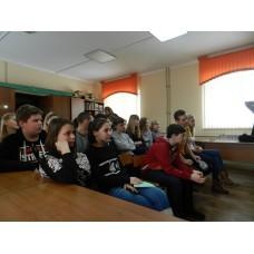21 февраля 2019. Володарск. День православной молодежи.