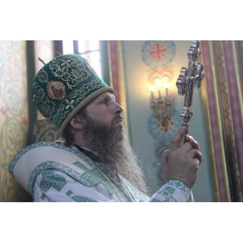 22 апреля 2017. Управляющий Выксунской епархией отмечает юбилейную дату.