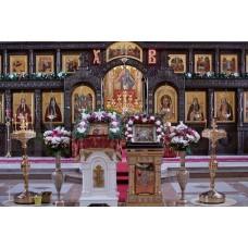 22 апреля 2020. Храмы вновь недоступны для прихожан с 21 по 30 апреля.
