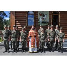 22 июня 2020. День памяти и скорби в войсковых частях.