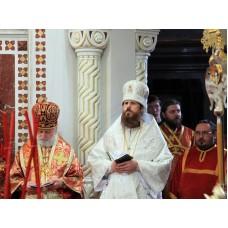 23 апреля 2021. Девять лет назад состоялась хиротония архимандрита Варнавы во епископа Выксунского и Павловского.