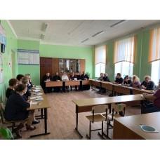 23 октября 2019. Володарск Расширенное совещание.