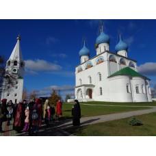 24 октября 2017. Поездка во Флорищенский монастырь.